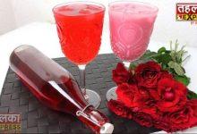 Photo of सेहत के लिए बेहद फायदेमंद है गुलाब का शरबत