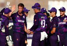 Photo of T20 World Cup: स्कॉटलैंड ने पापुआ न्यू गिनी को 17 रन से दी मात व बांग्लादेश ने ओमान को 26 रन से हराया