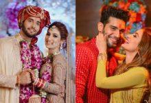 Photo of Yeh Hai Mohabbatein फेम अभिषेक मलिक ने गर्लफ्रेंड सुहानी चौधरी के साथ रचाई शादी, शेयर की ये तस्वीरें